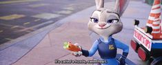 """ its called a hustle, sweetheart."" - Judy"