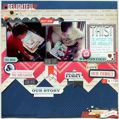 Hello!!! My name is Tracie Marie -Scraptastic Club WE Are Memory Kit