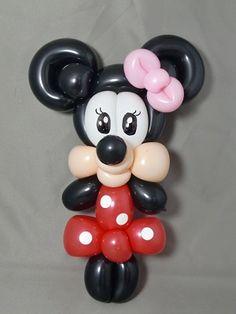 Very cute and simplistic Minnie