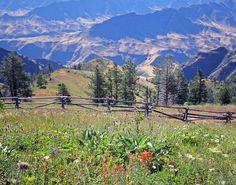 The Wallowas | Travel Oregon