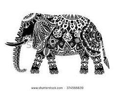 Image result for indian elephant art
