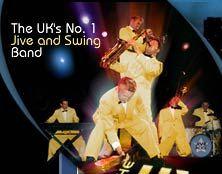 The UKs No.1 Jive and Swing Band - The Jive Aces