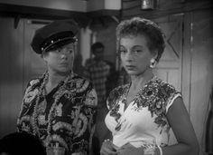 Hell's Half Acre (1954) Film Noir. Evelyn Keyes