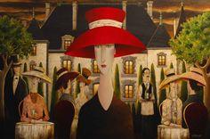 Diva au Grand Hôtel, par Danny McBride