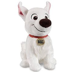 Disney Authentic Bolt Dog Soft Plush Toy Stuffed Animal Tall New Kawaii Disney, Disney Plush, Disney Toys, Moana Disney, Bolt Dog, Disney Stuffed Animals, Winnie The Pooh, Mickey Mouse, Kids Corner