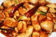 La Cuisine de Bernard: Le Poulet Kung Pao