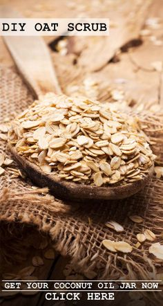 Cleanser for the Face - Natural Beauty Oatmeal cleansers are a great homemade skin remedy for mild exfoliation. data-pin-do=Oatmeal cleansers are a great homemade skin remedy for mild exfoliation. data-pin-do= Coconut Oil Uses For Skin, Coffee Face Scrub, How To Exfoliate Skin, Facial Scrubs, Fresh Fruits And Vegetables, Oily Hair, Health And Beauty Tips, Healthy Foods To Eat, Nutrition