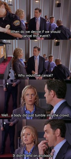 Maggie Lawson as Detective Juliet O'Hara and Timothy Omundson as Detective Carlton Lassiter in Psych. Psych Memes, Psych Tv, Psych Quotes, Tv Show Quotes, Movie Quotes, Funny Quotes, Best Tv Shows, Best Shows Ever, Favorite Tv Shows
