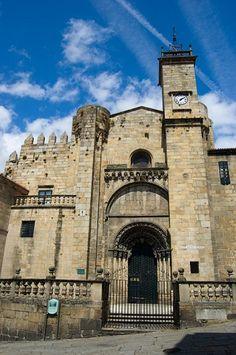 Catedral de San Martiño, Ourense.
