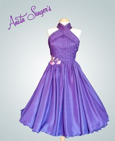 Vestido Berta by Anita Singers. http://www.facebook.com/media/set/?set=a.565657120127983.147181.565541916806170=3=1#!/pages/Anita-Singers/565541916806170