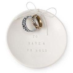 ring bearer's bowl