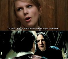 (Ok. I actually Love Taylor Swift, but this is quite hilarious.)