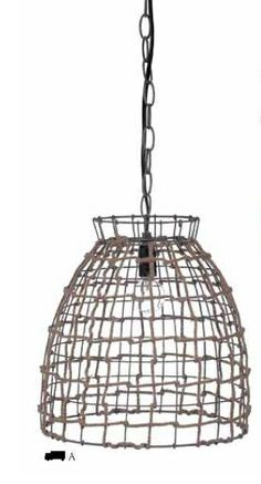 132 Best Caged Lighting Images Cage Light Light Fixtures Home - Small-white-light-cage-by-josselin-deris
