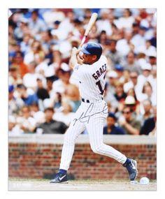 Mark Grace Signed 16x20 Photo #Hitting #SportsMemorabilia #ChicagoCubs