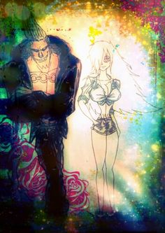 Franky and Lily Art Effects