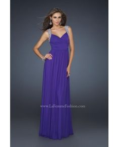 Jovani Prom -La Femme 17498 prom dress - Lafemme 2012 - lafemme17498 - £107.81 - english
