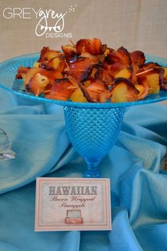 Love the different food from around the world baby shower