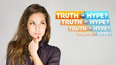 Truth or Hype - Google keresés