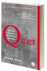 A great, informative read:  The Power of Introverts in a World that Can't Stop Talking .  http://www.thepowerofintroverts.com - By Susan Cain