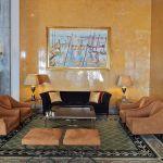 Boats on the Tagus by Carlos Botelho - Four Seasons Hotel Ritz Lisbon