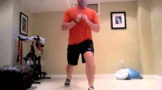 Bodyw8 Fitness : Pre-run Warm-Up