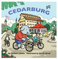 """Cedarburg"" the book."