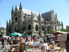 Road Trip France, France Europe, Aquitaine, Saint Michel, Basque Country, Most Beautiful Cities, Barcelona Cathedral, Castle, Around The Worlds