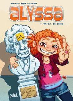 Pas facile d'être un génie! Fatiguée de sa vie solitaire, Alyssa essaie, dans sa nouvelle école, de passer pour une élève ordinaire. Pour mieux s'intégrer, elle étudie les modes et les habitudes de ses amies de façon quasi scientifique… mais elle n'obtient pas toujours les résultats prévus.