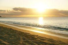 Sunrise in Cabo San Lucas