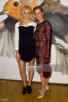 Pixie Lott and Sophie, Countess of Wessex attends The Friendship Ball in aid of the Great Ormond Street Hospital Children's Charity at the Natural History Museum on October 9, 2014 in London, England.