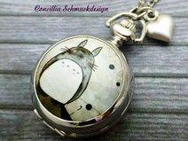 Uhrenkette Totoro