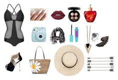 """Looking hot!!!!"" by isiabishaxo on Polyvore featuring Luli Fama, Kate Spade, Calvin Klein, Chicnova Fashion, Roberto Cavalli, Lime Crime, MAC Cosmetics and Lolita Lempicka"
