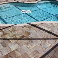 Superior Pools 12x12 Pavers