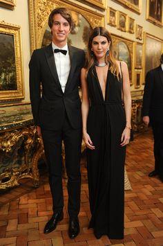 ALEXANDRE ARNAULT, BIANCA BRANDOLINI D'ADDA - Valentino Garavani & Giancarlo Giammetti: A private dinner - May 21, 2016 - Vogue.it