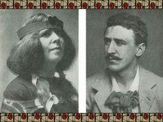 Margaret Macdonald Mackintosh and Charles Rennie Mackintosh