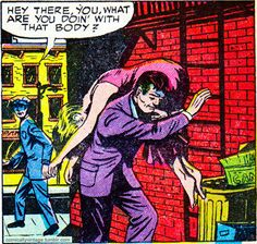 Hey you, what are you doin' with that body ? Comics Love, Comics Girls, Vintage Humor, Vintage Comics, Funny Vintage, Comic Books Art, Comic Art, Comic Frame, Josie And The Pussycats