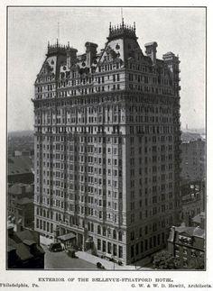 The Bellevue-Stratford Hotel, Philadelphia