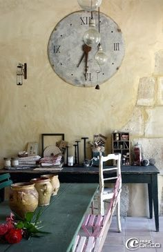 This is why I'm going grey; my walls are antiqued yellows/creamy whites and my rooms are very sunny.