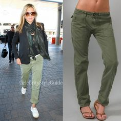 Current/Elliott The Army Pants in Army Green The original! Impossible to find anywhere. The Army Pant that Jen Aniston wears. The one that sold out everywhere because everyone went insane over it. Slouchy twill pants with mild distressing. You'll LOVE them! Last new with tags pair ANYWHERE! For fox sake, get 'em!    Approximate Measurements:  Rise: 11 in Inseam:  Uncuffed: 30 in  Cuffed: 27 in     ✗ Drama ✗ Trades ⚡️Fast Shipper ☆☆☆☆☆ 5 star seller  Negotiate via offer button only…
