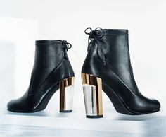 You're #alittleobsessedwithshoes if…you replace your gloves with THE GLOVE BOOTIE. #inourshoes
