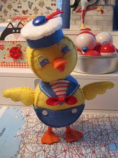 darling duck--free pattern