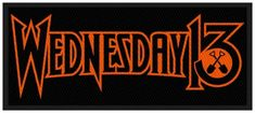Patch Wednesday13 Logo Aufnäher