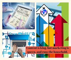 Content is king, but marketing is queen, and runs the household.  #GMM #bussinessman    #bussinesscard    #bussinessmen   #bussinesslife  #bussinesstips    #bussinessonline   #bussinesstyle    #bussinesslook   #bussinesstips   #bussinessbook   #bussinessquote  #bussinesstip   #bussinessplan  #branding   #socialmediamarketing   #marketingmind    #goals    #smm