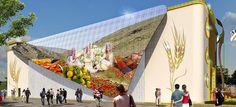 Expo 2015 Milano Blog: Turkmenistan pavilion at Expo 2015 Milano