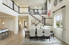 Dining Room & Stairs