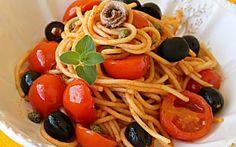 Spaghetti alla Sangiuannin ricetta pugliese | Spaghettata di mezzanotte