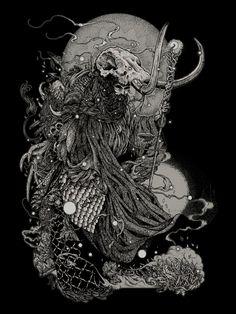 The Hermit - Richey Beckett ----