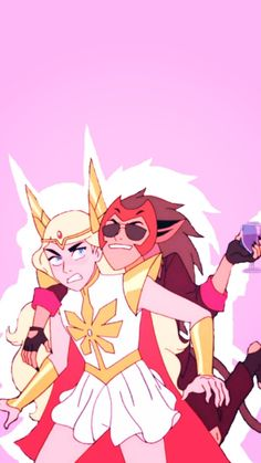 image by Discover all images Power Wallpaper, She Ra Princess Of Power, Fanart, Kids Shows, Owl House, Cute Wallpapers, Adventure Time, Just In Case, Cool Art