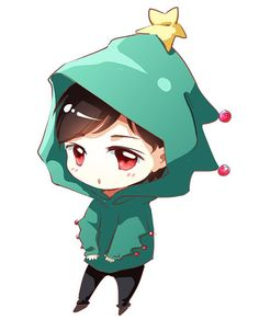 Christmas Tree Yixing For Everyone ^^