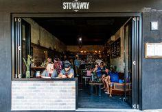 Stowaway Bar in Freshwater - Broadsheet Sydney #cafe style